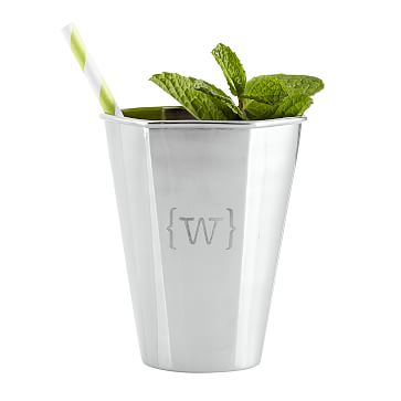 Hexagonal Mint Julep Cup