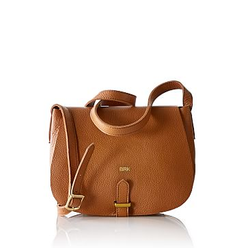 Daily Saddle Bag, Camel
