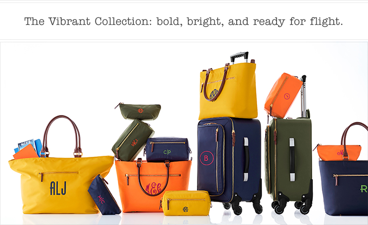 The Vibrant Collection: bold, bright, and ready for flight.