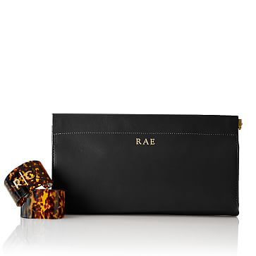 Hinge Clutch, Black