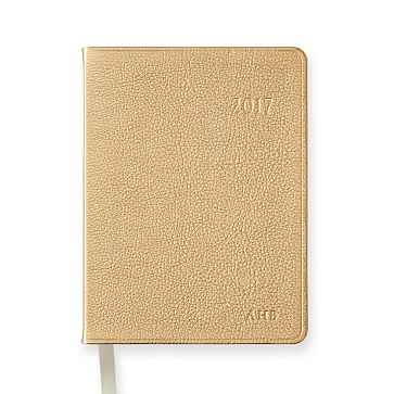 Leather Desk Diary 7x9