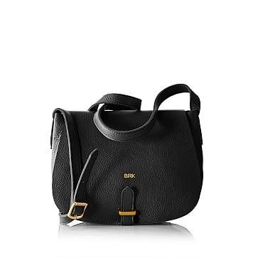 Daily Saddle Bag, Black