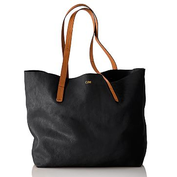 Brooklyn Tote, Black