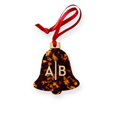 Tortoise Silhouette Ornament, Bell