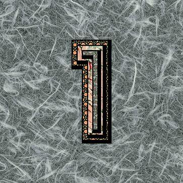 Melamine Tray, 10x14 inches, AlphaChrome 1, Multi