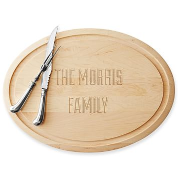 Carving Board Maple 15.5x21.5