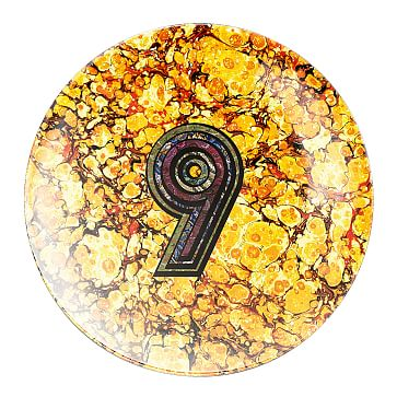 AlphaChrome Dome Paperweight, 9