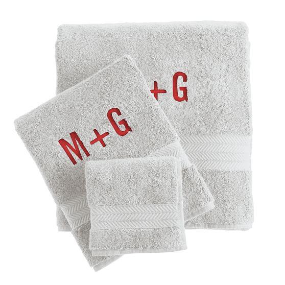 Turkish Hydro Cotton Towel Set, White