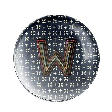 Alphachrome Glass Paperweight, W