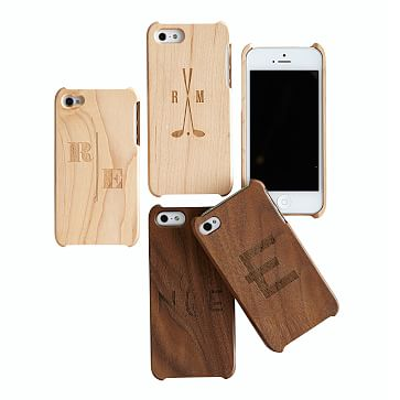 Wooden iPhone 4 Case, Maple