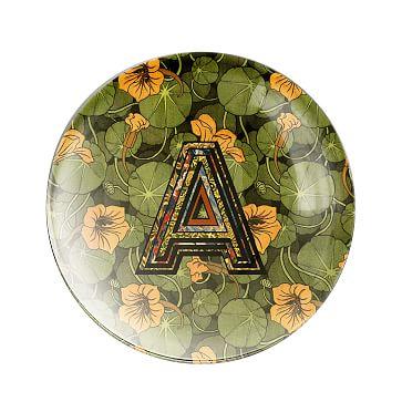 Alphachrome Glass Paperweight, A