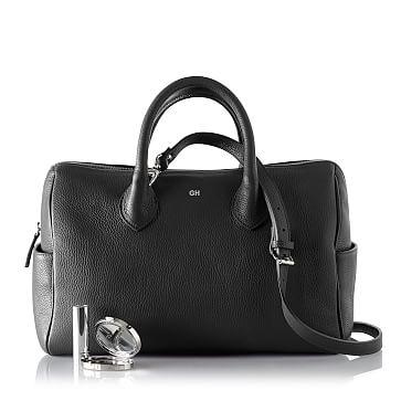 Daniela Doctor's Handbag, Large, Black