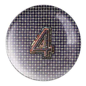 AlphaChrome Dome Paperweight, 4