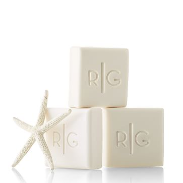 Hostess Square Trio Soap Set