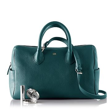 Daniela Doctor's Handbag, Large, Teal