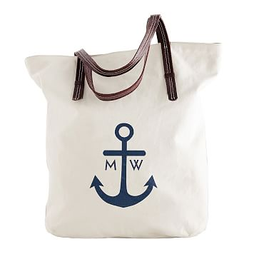 Canvas Tote Bag - Personalized