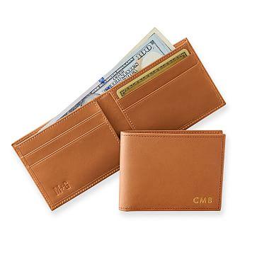 Westbury Bifold Wallet, Tan