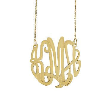 Izara Cutout Necklace, 16