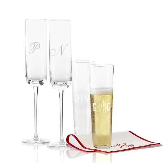 Stemless Champagne Flute Mark And Graham