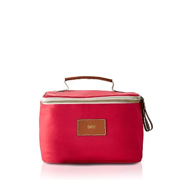 Insulated Lunch Bag, Red