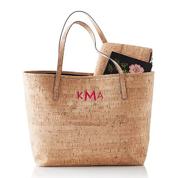 Cork Tote, Natural