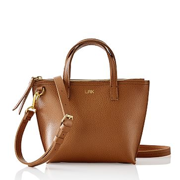 Daily Mini Crossbody, Camel
