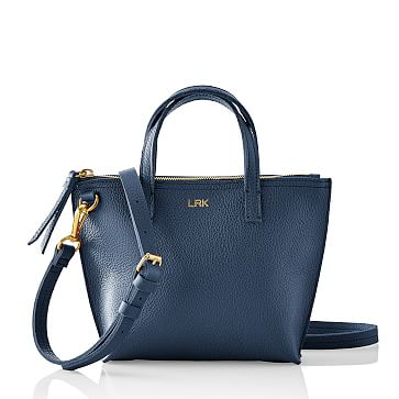 Daily Mini Crossbody, Navy
