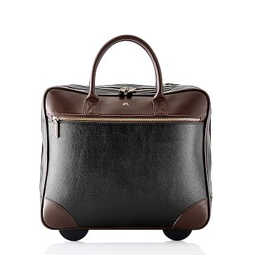 Concourse Rolling Briefcase, Black