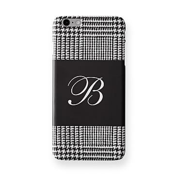 Pattern iPhone 6+ Case, Herringbone
