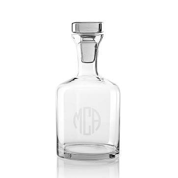 Everyday Glass Decanter, Clear