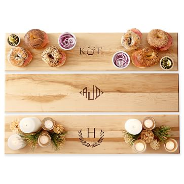 Maple Buffet Board, 36 inches, Maple