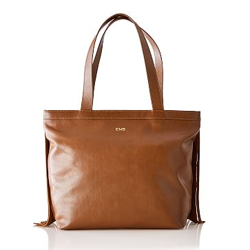 Fringe Bag, Camel