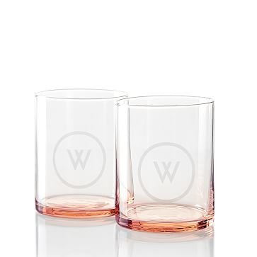 Everyday Glass DOF, Set of 4, Blush