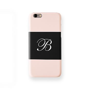 Pattern iPhone 6 Case, Horizontal Blush
