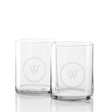Everyday Glass DOF , Set of 4, Clear