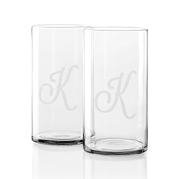 Everyday Tumbler, Set of 4, Clear