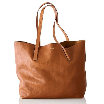 Brooklyn Tote, Tan