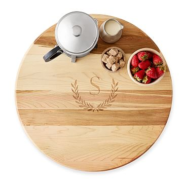 Maple Lazy Susan, 18 inches, Maple