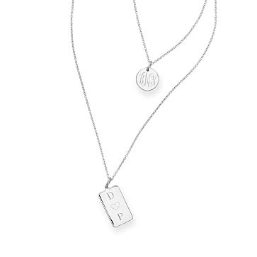 Aria Layered Necklace, 16